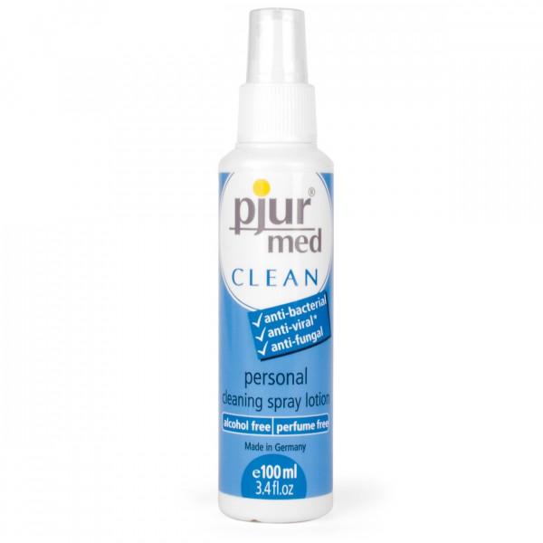 Pjur med CLEAN Reinigungsspray